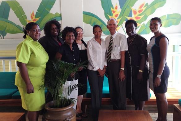 Dominica HCC Visit