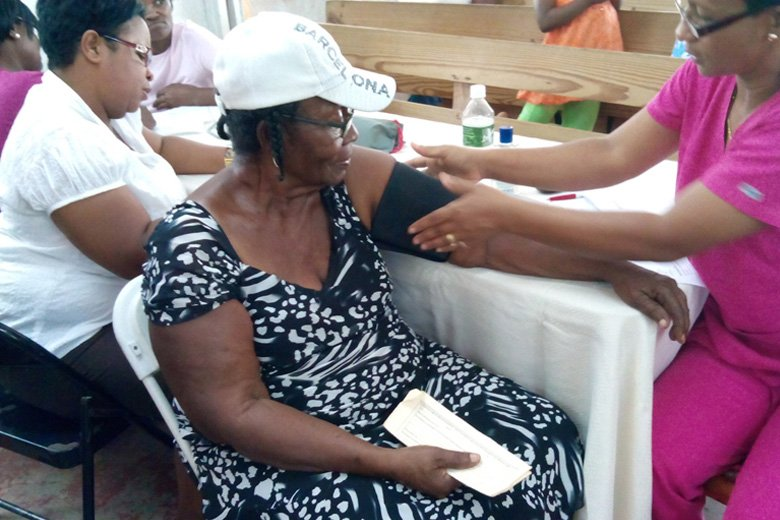 Dominica Diabetes Association Reaching Communities