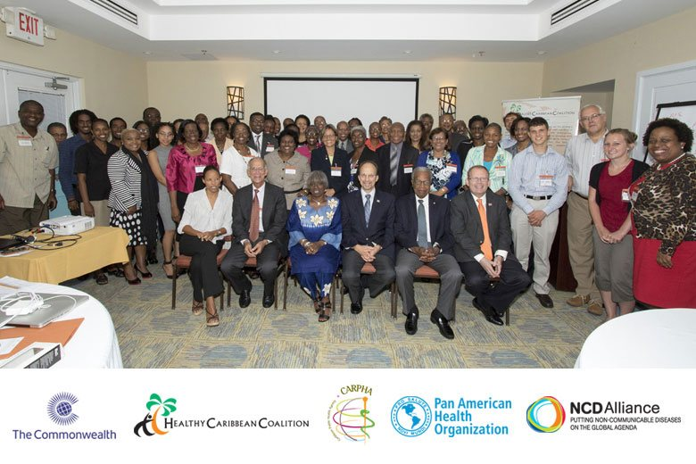 Strengthening The Multi-Sectoral Response to NCDs in the Caribbean - NATIONAL NCD COMMISSIONS