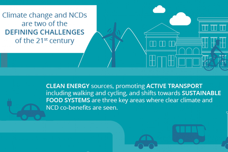 NCD Alliance Climate Change Brief