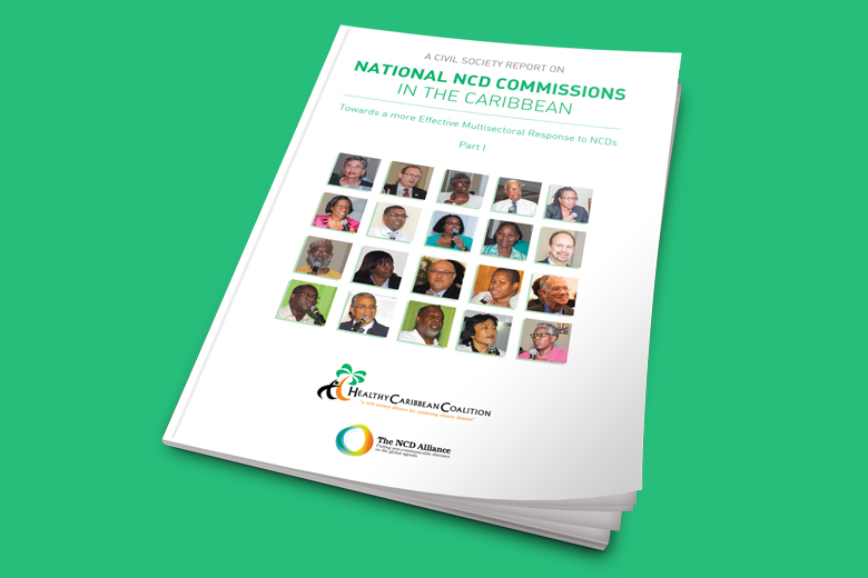NCD Commissions Report