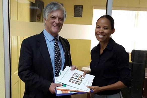 Australian Ambassador to the Caribbean Community John Pilbean