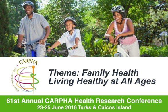 61st Annual CARPHA Health Research Conference
