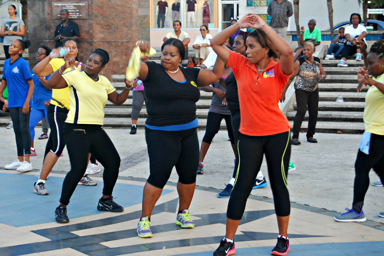 Get Women Moving Campaign