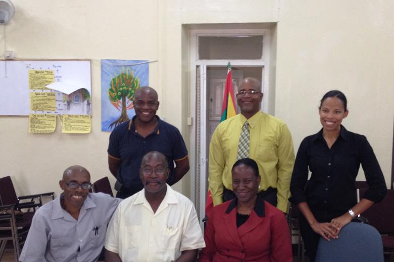 HCC Grenada Visit