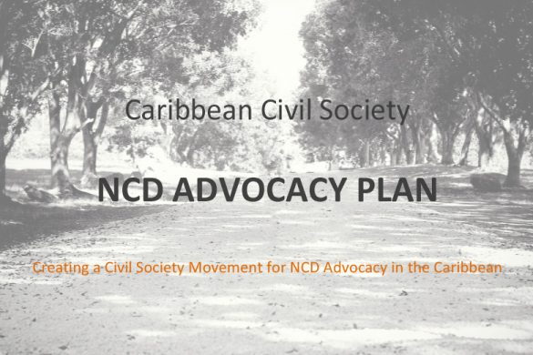 NCD Advocacy Plan