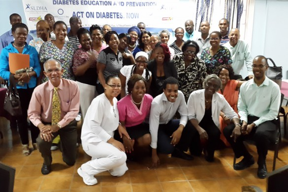 St. Lucia Diabetes and Hypertension Association Empowering Communities to Reduce High Blood Pressure