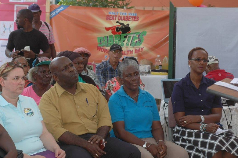 The St. Vincent & the Grenadines Ministry of Health Celebrates World Health Day