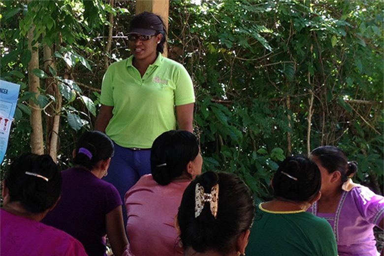 Belize Community Cancer Outreach