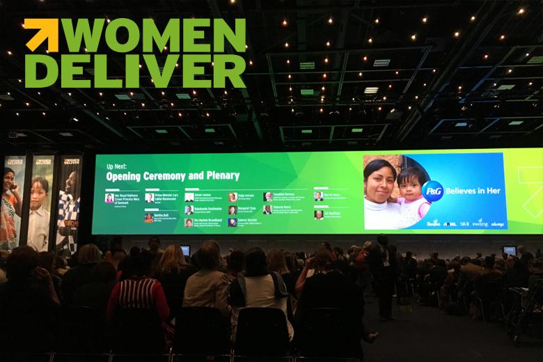 Women Deliver 2016