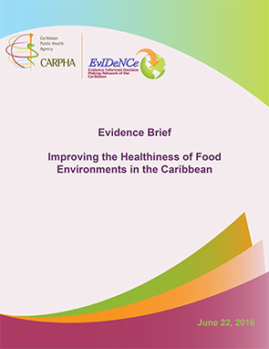 CARPHA Evidence Brief