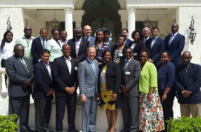 Stakeholder Dialogue Improving the Healthiness of Food Environments in the Caribbean