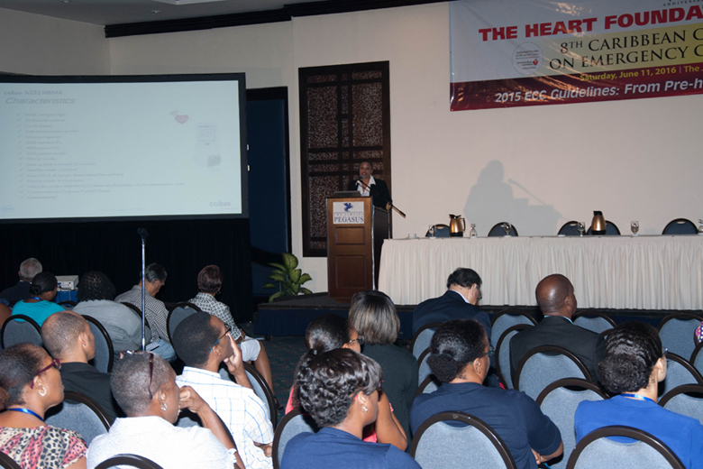 8th Caribbean Conference on Emergency Cardiac Care 2016