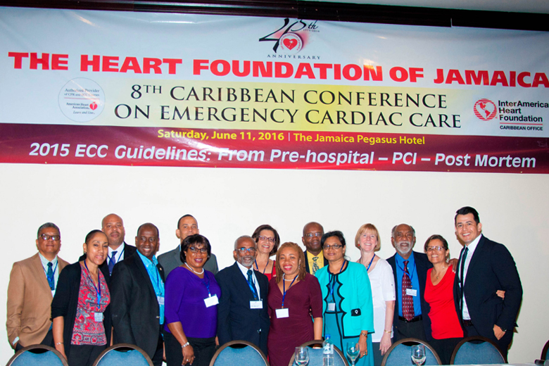 8th Caribbean Conference on Emergency Cardiac Care - Healthy