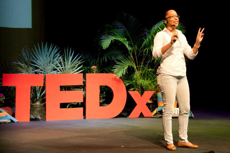 Krystal Boyea Tedx