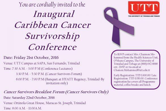 Inaugural Caribbean Cancer Survivorship Conference