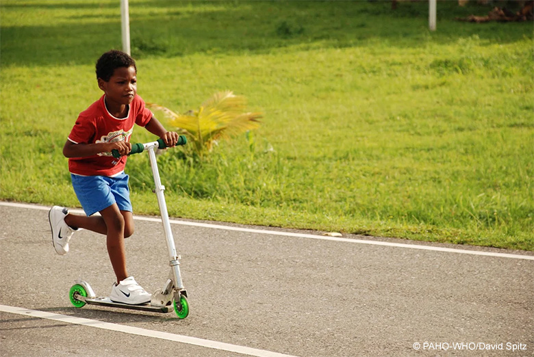 Healthy Children in Healthy Environments