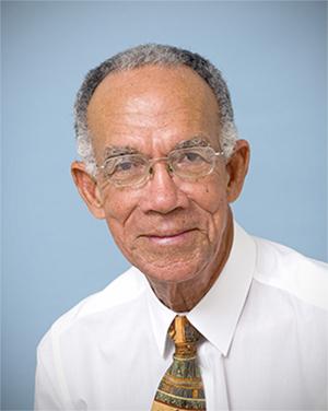 HCC President, Sir Trevor Hassell
