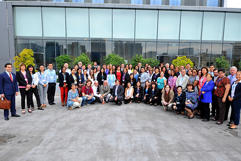 Latin America & Caribbean Tobacco control Leadership Program, Santiago Chile