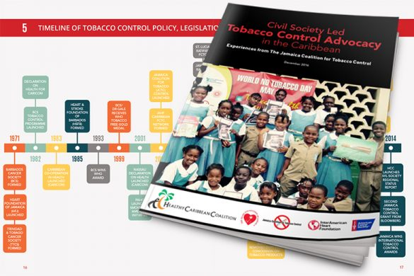 Civil Society Led Tobacco Control Advocacy in the Caribbean