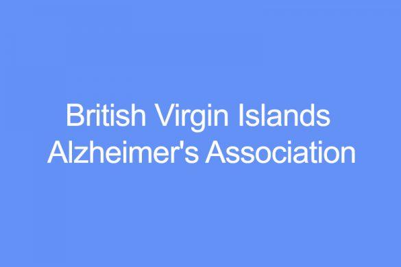 BVI Alzheimer's Association