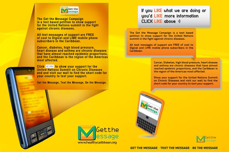 Get the Message Campaign