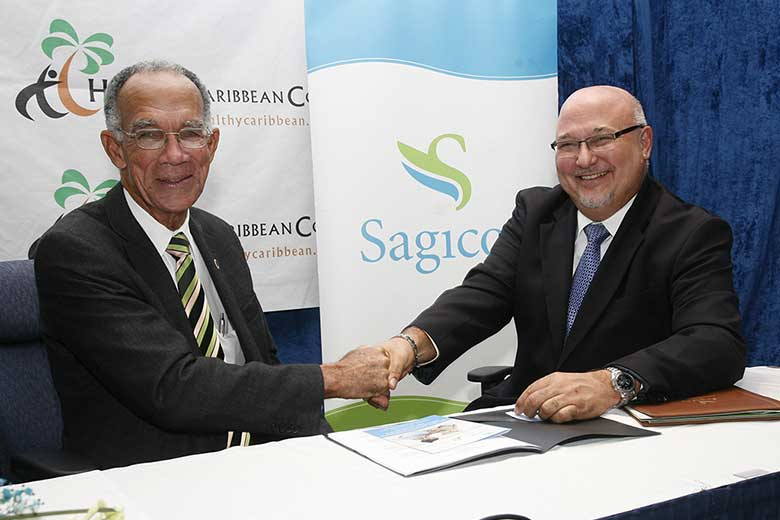 HCC/Sagicor MOU Signing