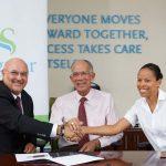 HCC Sagicor MOU Signing 2015