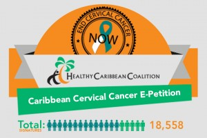 Caribbean Cervical Cancer E-Petition
