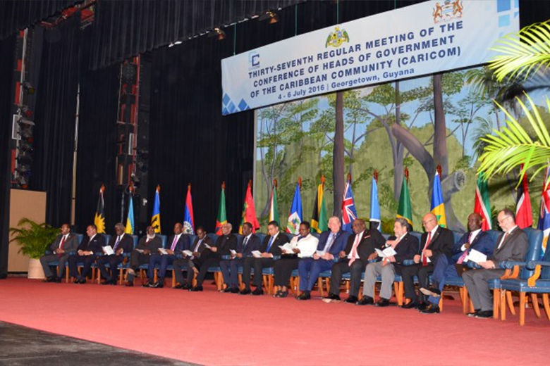 37th Meeting of CARICOM Heads of Government