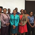 Members of the Antigua and Barbuda Wellness Committee