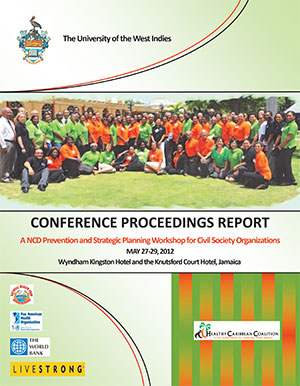 trategic Planning Workshop for Civil Society Organizations May 27-29 2012 - Conference Proceedings Report