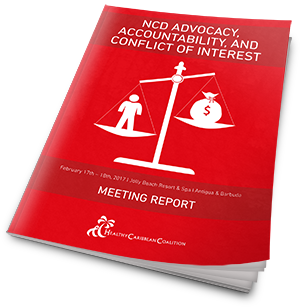 NCD Advocacy, Accountability, and Conflict of Interest Meeting Report