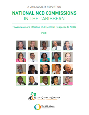 NCD Progress: A Civil Society Report on National NCD Commissions in the Caribbean