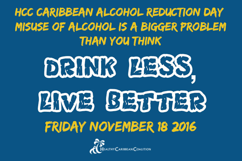 1st Caribbean Alcohol Reduction Day