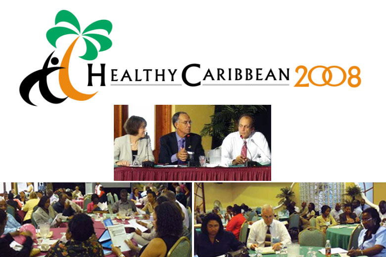Healthy Caribbean 2008 – a wellness revolution conference