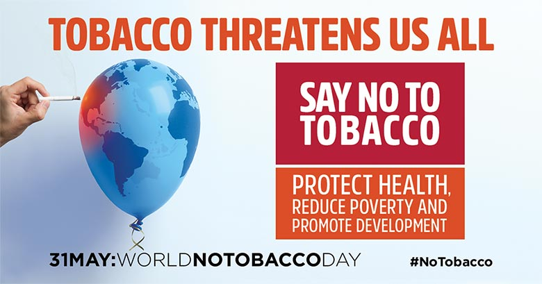 World No Tobacco Day 2017