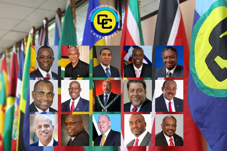 Open Letter to CARICOM Heads of Government