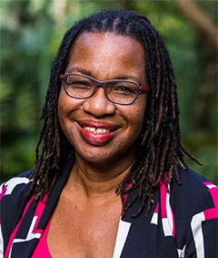 Professor Alafia Samuels – Policy and Practice Advisor
