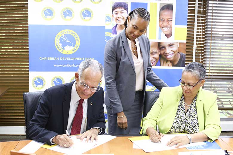 HCC and the CDB Join Forces to Tackle Childhood Obesity in the Caribbean