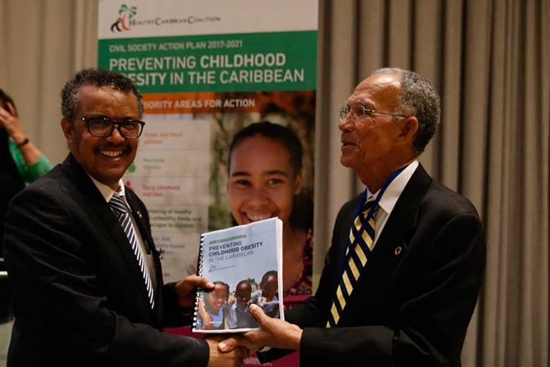 Civil Society Action Plan on Preventing Childhood Obesity in the Caribbean