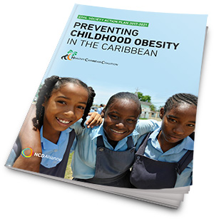 Civil Society Action Plan 2017-2021: Preventing Childhood Obesity in the Caribbean