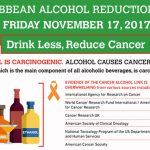 Caribbean Alcohol Reduction Day 2017