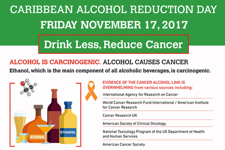 2nd Caribbean Alcohol Reduction Day