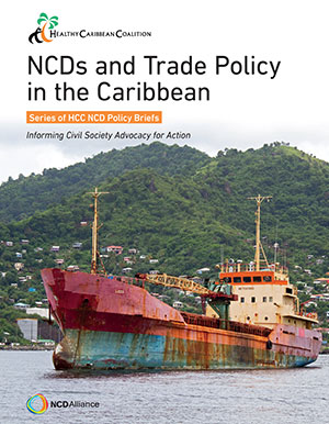 NCDs and Trade Policy in the Caribbean Policy Brief
