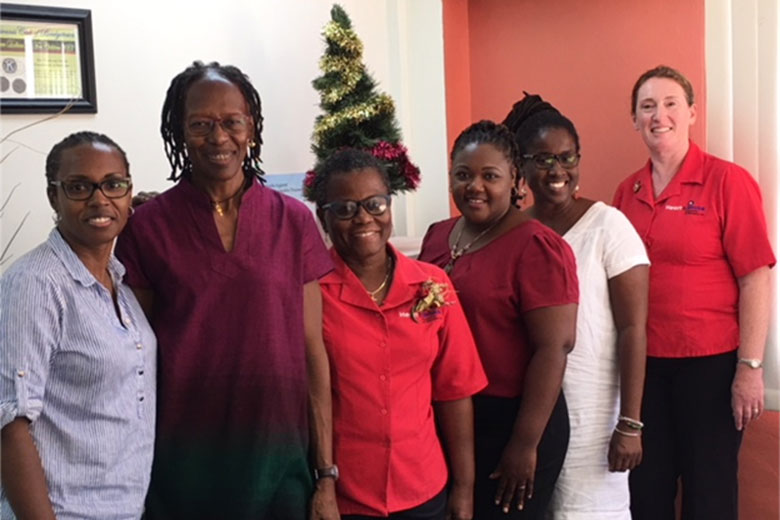 Heart & Stroke Foundation of Barbados Capacity Building Workshop