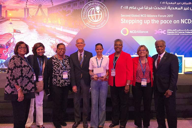 HCC Wins Award for Excellence in Civil Society Action