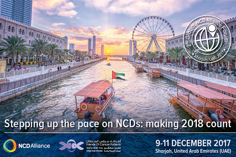 Global NCD Alliance Forum 2017