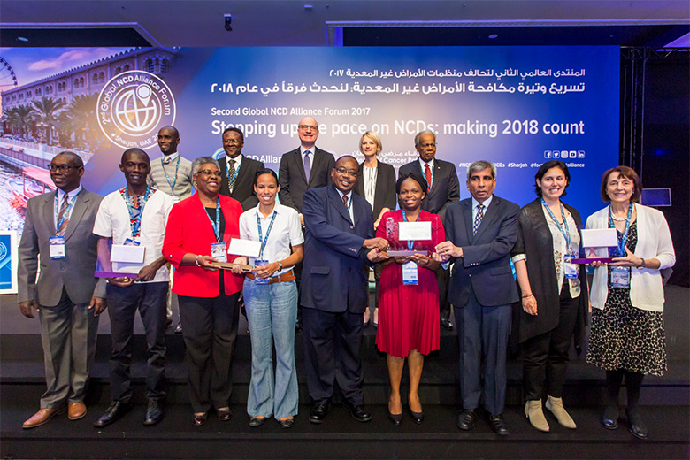 Sharjah Award for Excellence in NCD Civil Society Action