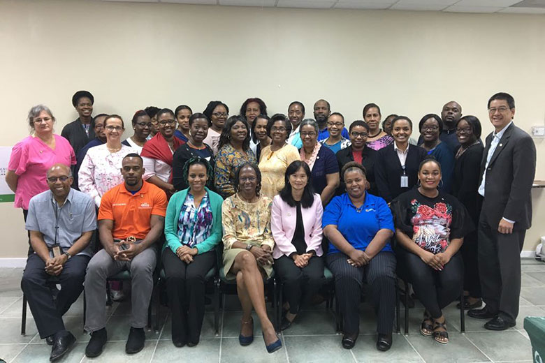 Capacity Building Workshop in the Bahamas